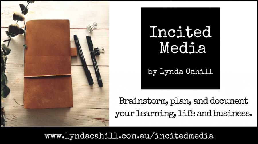Incited Media by Lynda Cahill