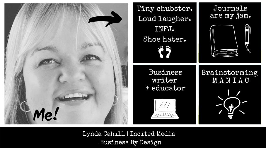 Lynda Cahill Incited Media